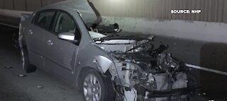 US-95 NB at Russell Road closed after deadly crash involving wrong-way driver