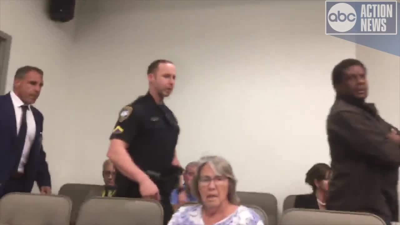 Local pastor kicked out of meeting