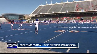 Boise State spring season