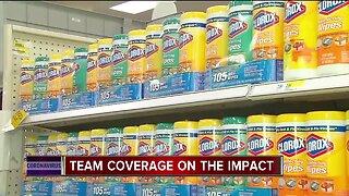 Michigan attorney general warns of price-gouging during coronavirus outbreak