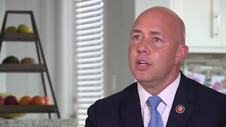 INTERVIEW: U.S. Rep. Brian Mast apologizes for 'vile' and 'disgusting' remarks (5 minutes)