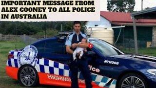 AUS COPS FOR CONVID TRUTH