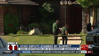 KCSO deputy shoots suspect after suspect stabs deputy