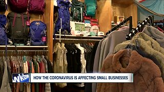 Amid Coronavirus pandemic, some small businesses struggle with sales