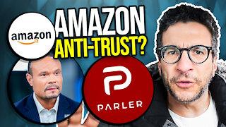 Parler is SUING Amazon! Lawyer Explains Lawsuit - Viva Frei Vlawg
