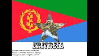Bandeiras e fotos dos países do mundo: Eritreia [Frases e Poemas]