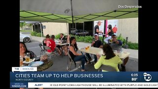 North County cities team up to help businesses
