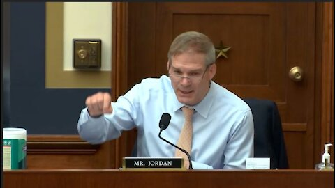 House member objects to play Jim Jordan's video at Attorney General hearing