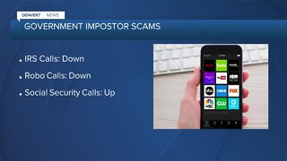 BBB warning about impostor scams