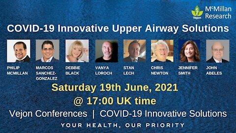 COVID-19 Innovative Upper Airway Strategies