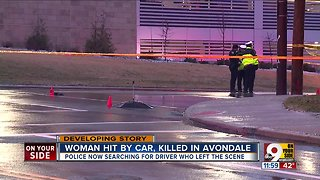 Police seek driver in fatal hit-and-run in Avondale