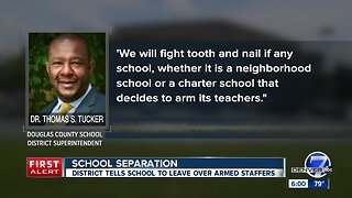 Charter school that allows trained staff to carry firearms asked to leave DougCo School District