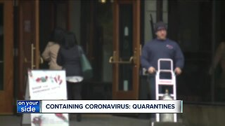 What happens if you defy quarantine? In some cases, you could face jail time