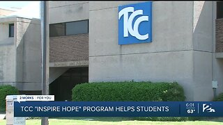 Inspire Hope, A New Program Helping College Students In Need