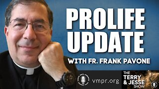 12 Feb 2021 Father Frank Pavone: Pro-Life Update