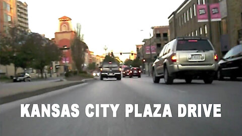 Kansas City Plaza Drive