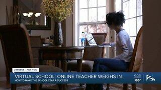 Virtual School: Online Teacher Veteran Weighs In
