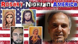 Rosary Night in America with Joe Nicosia