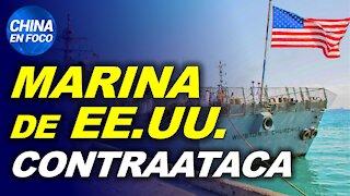 China arremete contra la marina de EE.UU. Ola de renuncias de CEOs chinos. Otro golpe al Bitcoin