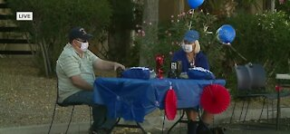 13 Action News makes special deliveries to veterans today