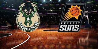 MILWAUKEE BUCKS VS PHOENIX SUNS GAME 3 NBA FINALS HIGHLIGHTS 2021