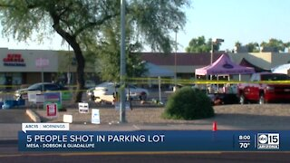 Mesa PD investigating shooting near Dobson and Guadalupe roads