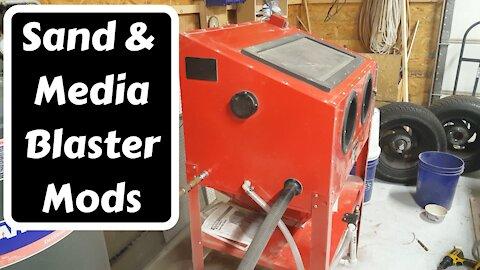Sand/Media Blaster Mods