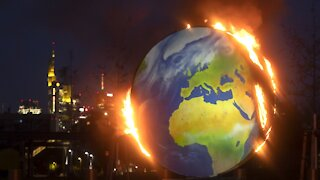 U.S. Formally Leaves Paris Climate Change Agreement