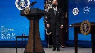 President Biden Awaiting Cabinet Nominations In Senate