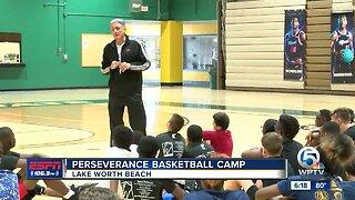 Perseverance Basketball Camp 6/18