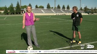 23ABC Sports: Live interview with Garces Memorial's Alex Halevy