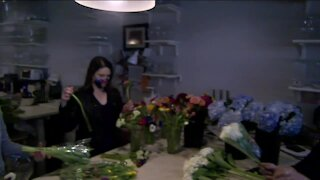 We're Open: Belle Fiori is a premier flower studio