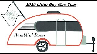 2020 Little Guy Max Travel Trailer Tour Including New Upgrades from 2019