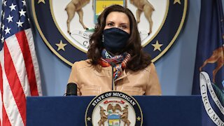 Michigan Gov. Gretchen Whitmer Asks For More COVID Vaccines