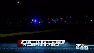 Fatal Motorcycle Collision