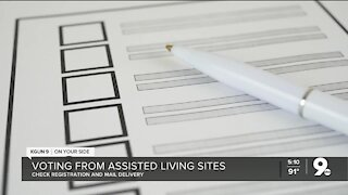 Ensuring assisted living residents can vote
