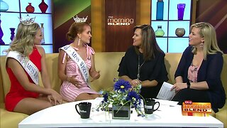 Chatting with Miss Wisconsin and Miss Wisconsin's Outstanding Teen