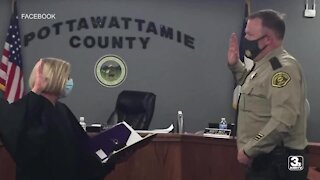 New Pottawattamie County Sheriff opens up about 2021 plans