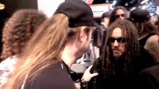 Bradlee Confronting Rock Stars