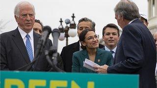 Alexandria Ocasio-Cortez's Green New Deal Shoots For The Moon