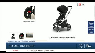 PS Recall Roundup: CPSC issues recalls on products posing risk to children