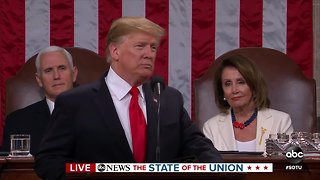 President Trump delivers 2019 State of the Union address