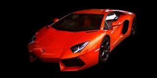 Fører krasjer Lamborghini i Beverly Hills