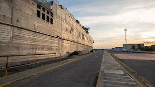 Ronnie Reads the News: Partnership between U.S. and Italian Navies