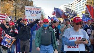 March for Trump | Million MAGA March | Washington DC | 2020-11-14 I IMG_1983