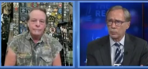 Ted Nugent Drops an anti-vax bombshell