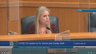 Commissioner Melissa McKinlay talks 60 Minutes report
