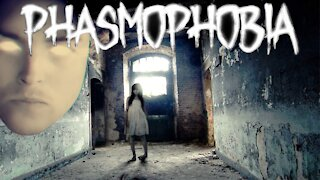 Ghost Hunting on Phasmophobia (4)