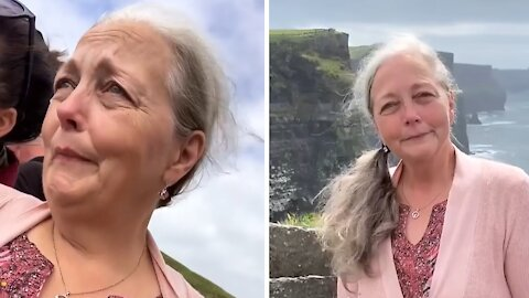 Woman takes dementia-diagnosed mother for the trip of her life