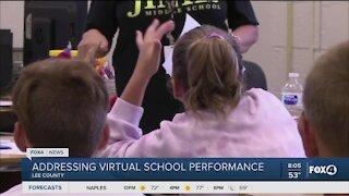 Lee County Schools addressing virtual school performance